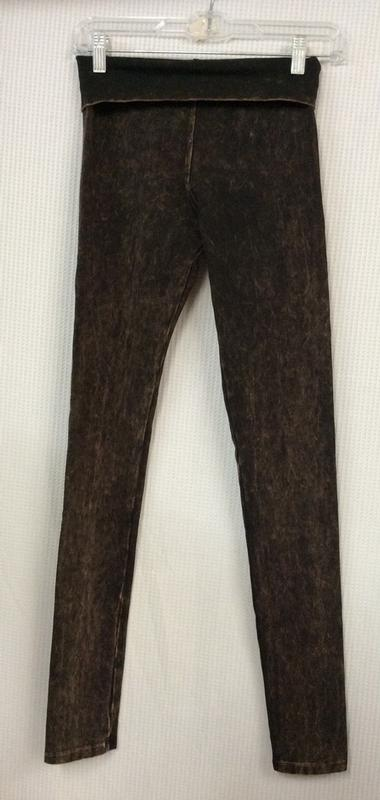 A Pat Dahnke Signature Collection: Distressed Legging S-L