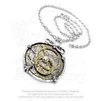 Alchemy Necklace Steampunk: Anguistralobe