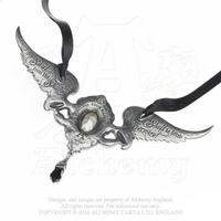 Alchemy Necklace Gothic: My Soul From The Shadow