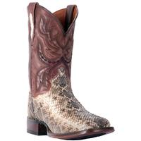 Men's Dan Post Boots Cowboy Certified Exotic: Snake Poison Backordered