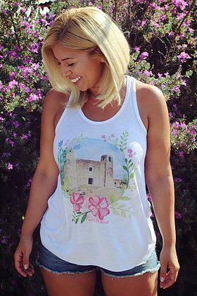 Original Cowgirl Clothing: Tank Pueblo Princess S-2XL