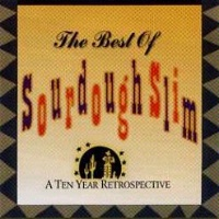 ZSold CD Sourdough Slim: The Best of Sourdough Slim, Radio Guest SOLD