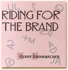 SALE CD Kerry Grombacher: Riding For The Brand, Radio Guest, SCVTV Concert Series SALE
