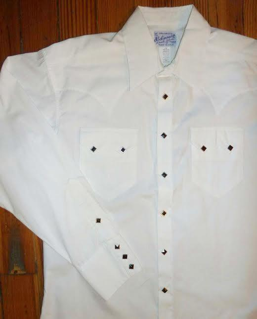 Mens Black And White Dress Shirts