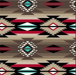 A Rockmount Ranch Blanket: Native American Design Brown on puerto rican home designs, native american interior design ideas, native american log houses, cowboy home designs, southwestern home designs, 1800's home designs, western style home designs, native american home ideas, central american home designs, european home designs, mexican home designs, native american office decorations, irish home designs, hawaiian home designs, native american bedroom design, nigerian home designs, disabled home designs, african home designs, rustic southwest home designs, victorian home designs,
