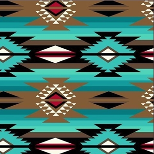 A Rockmount Ranch Blanket: Native American Design Turquoise on puerto rican home designs, native american interior design ideas, native american log houses, cowboy home designs, southwestern home designs, 1800's home designs, western style home designs, native american home ideas, central american home designs, european home designs, mexican home designs, native american office decorations, irish home designs, hawaiian home designs, native american bedroom design, nigerian home designs, disabled home designs, african home designs, rustic southwest home designs, victorian home designs,