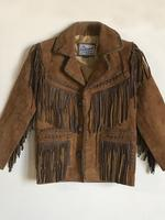 Rockmount Ranch Wear Children's Western Style: Jacket Fringe