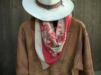 Two Rode Together Wardrobe Co. Scarf: Bandana The Duke and Sackett 32x32