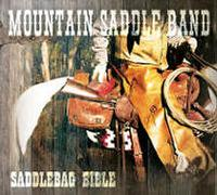SALE CD Mountain Saddle Band: Saddlebag Bible 2013 Radio Guest SALE