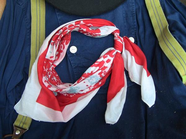 Two Rode Together Wardrobe Co. Scarf: Bandana The Duke The Searchers