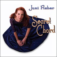SALE CD Juni Fisher: Secret Chord, Radio Guest, SCVTV Concert Series SALE