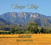 A CD Andria Kidd: Sespe Sky, Radio Guest, Special Order