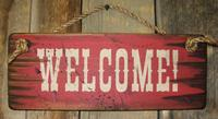 Wall Sign Business: Welcome