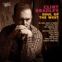 A CD Clint Bradley: Soul of the West, Radio Guest