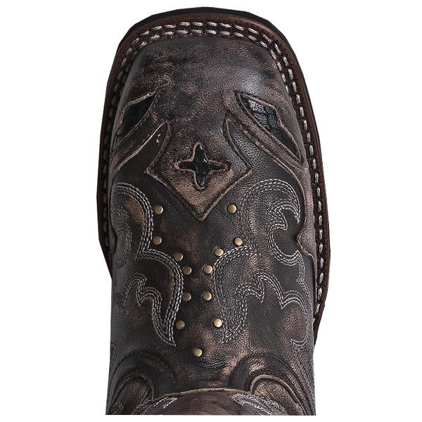 Ladies Dan Post Boots Western Laredo Z Stockman Spellbound