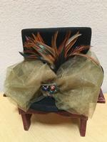 A Patricia Wolf Hat: Steampunk Top Hat SALE