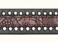 Terry Stack Belts & Buckles: Belt Strap Studs and Tooled S-XL