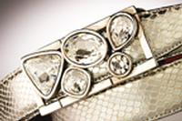 Terry Stack Belts & Buckles: Belt Buckle Jewels Crystal Rocks Nickle Special Order