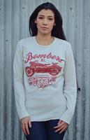 Original Cowgirl Clothing: Thermal Bombers Motorcycle Club Unisex XS-2XL