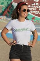 Original Cowgirl Clothing: Tee Nebraska Where The West Begins S-2XL
