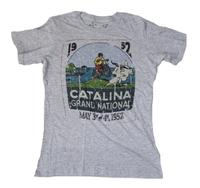 M&P Speed Shop Men's T-Shirt: Catalina Grand National 1952 Ash XS-4XL