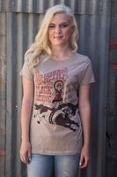 Original Cowgirl Clothing: Tee Trick Rider