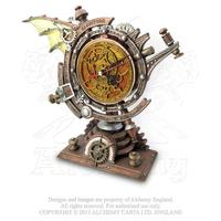 Alchemy Vault Timepiece: The Stormgrave Chronometer Clock