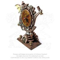 Alchemy Vault Timepiece: The Stormgrave Chronometer Clock Backordered