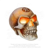 Alchemy Vault Skull: LED Light Up Eyes