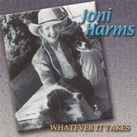 Sale CD Joni Harms: Whatever It Takes, Radio Guest, OutWest Concert Series Sale