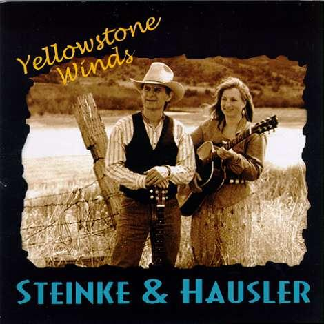 SALE CD Open Range: Yellowstone Winds, Radio Guest SALE