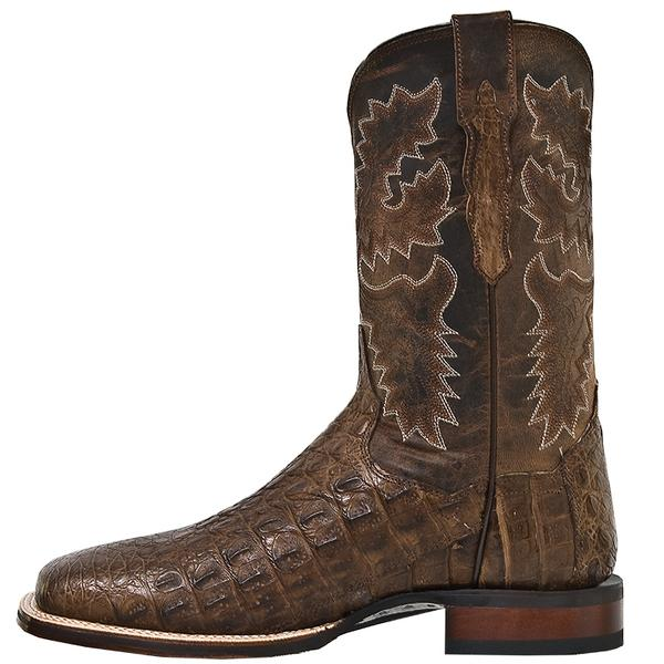 Men S Dan Post Boots Cowboy Certified Exotic Caiman