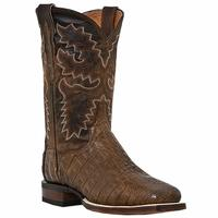 Men's Dan Post Boots Cowboy Certified Exotic: Caiman Denver Bay Apache