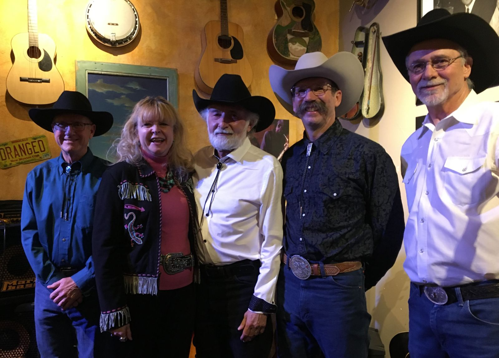 OutWest Hour Radio Show April 6, 2019 Music of The Cowboy Way