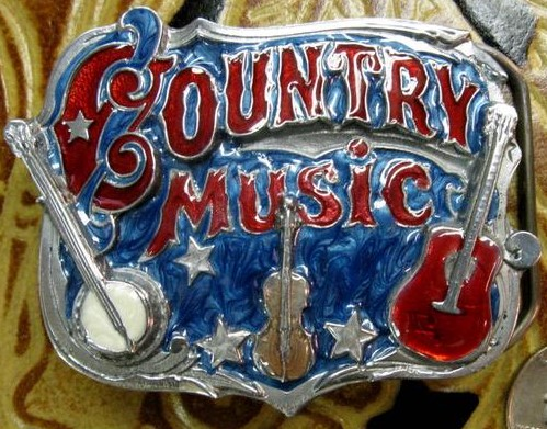 Rockmount Country Music Buckle Sept 14, 2019 OutWest Hour