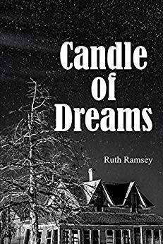 Book Cover Candle of Dreams by Ruth Ramsey