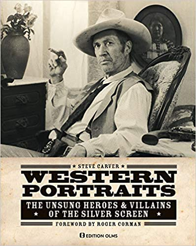 Steve Carter Western Portraits Book Cover