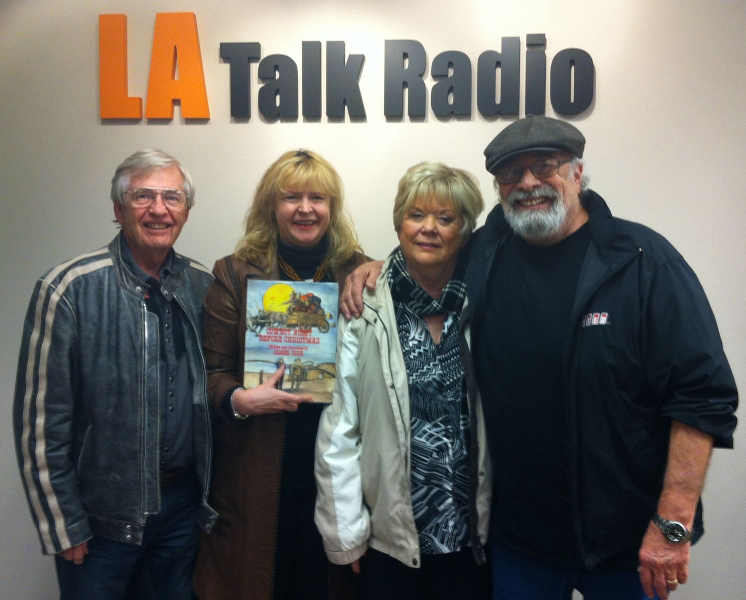 The Writer's Block Radio Show on LA Talk Radio Show Hosts