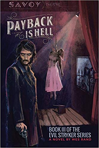 Book Cover Payback is Hell by Wes Rand